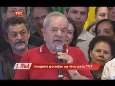 Lula diz que só Jesus ganha dele no Brasil.