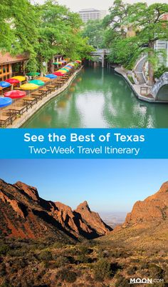 Since Texas is such an enormous state, many travelers opt to focus on a manageable region to maximize their time and resources. Stitch together these suggested itineraries to see the best of Texas in 2 weeks. #texas #travel