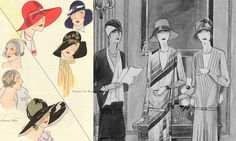 1920-as évek divat rajz - Google keresés