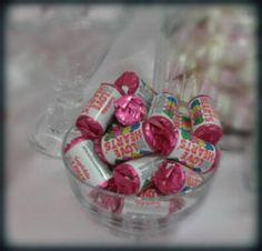 #Love Hearts #candy #buffet #sweetcart