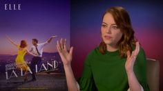ELLE Chats With Emma Stone