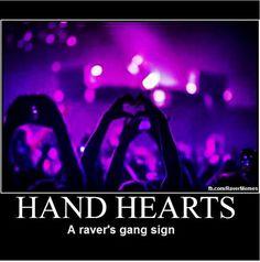 true story #plur #handhearts