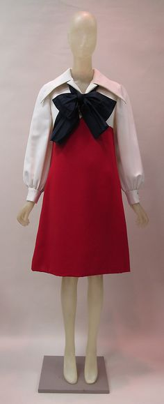 Dress Geoffrey Beene (American, 1927–2004) Date: ca. 1972