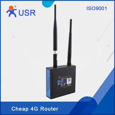 USR-G806 Cheap Low Price 4G LTE Router Support  VPN(PPTP/L2TP), PPPOE, DHCP and static IP #Affiliate
