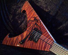 The Desert Eagle Flying Vee Desert Eagle, Guitars, Music Instruments, Musical Instruments, Guitar