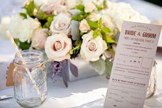 David Schwartz Photography table decor mason jars churchpoint manor sunkissed events