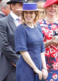 Pin for Later: See All The Best Photos of The Royal Family at Royal Ascot Day 3 Princess Beatrice