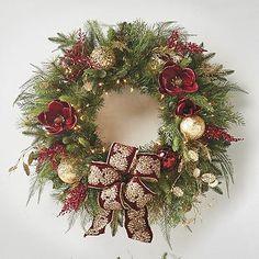 Imperiale Venezia Pre-Decorated Wreath