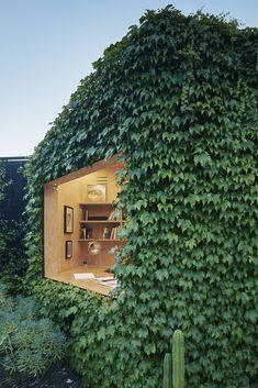 Shed Design, House Design, Design Design, Melbourne Garden, Architecture Design, Design Architect, Australian Architecture, Garden Architecture, Sustainable Architecture