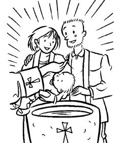 This site has great images of baptisms
