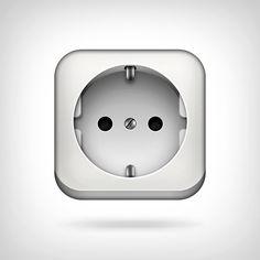 Plug iOS App Icon