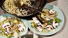 Wenn ein französischer Sommelier an seinem freien Tag etwas für sich kocht, muss das einfach lecker sein. Dieses Gericht ist der Beweis dafür.