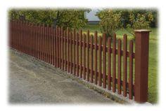 Bildresultat för staket sekelskifteshus