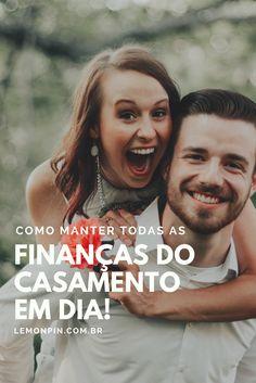 As finanças do casamento são um dos maiores motivos de estresse no planejamento do casal. Existe uma maneira de deixar tudo em dia e nós mostramos nesse post!   #casamento #finanças #dicas #wedding #lemontip