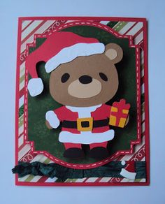 Crafted With Love By Karen: Christmas is Claus for Celebration!