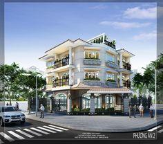 Villa Như Ý - Bình Chánh Tp.HCM Design: Nguyễn Quang Vũ Contact: 0944669908 11/2016