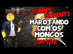 Blood Strike - Funny Moments - Marotando com os Mongos (COM VOZ) - Mongosis