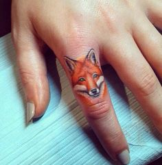 55+ Cute Finger Tattoos | Cuded