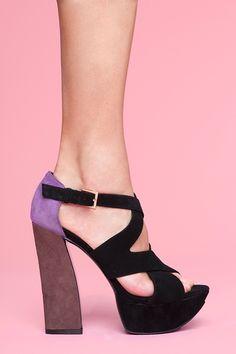 Great heels..