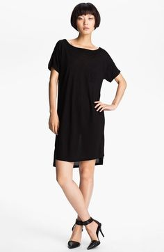 T+by+Alexander+Wang+Jersey+Dress+available+at+#Nordstrom