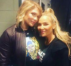 Natalya & Beth Phoenix Wrestling Divas, Women's Wrestling, Beth Phoenix, Theodore James, Wwe Divas, Charlotte, Wwe Stuff, Random, Fashion