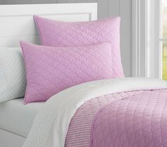 Sea Shell Quilted Bedding | Pottery Barn Kids