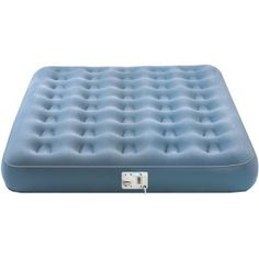 Air Mattress Bed Pump Aerobed Inflatable Outdoor Camping Queen Size Family Kids for sale online Camping Trailer For Sale, Camping Trailers, Pull Out Couch, Inflatable Bed, One Bedroom Apartment, Dorm Rooms, Apartment Living, Air Mattress, Latex Mattress