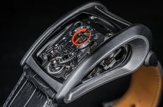 Parmigiani Bugatti Super Sport Men's Watch Hands-On