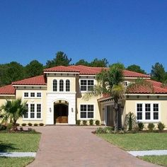 Mediterranean Exterior Design, Pictures, Remodel, Decor and Ideas - page 149