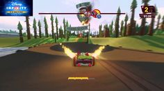 Disney Infinity 3.0 Speedway Tour del mistero di Gravity Falls 250cv