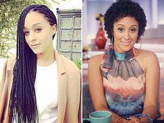 Tia and Tamera Mowry Both Have Changed Up Their Hairstyles http://stylenews.peoplestylewatch.com/2014/11/19/tia-mowry-braids-tamera-mowry-curls/