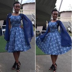 shweshwe dresses in South Africa. All modern Shweshwe dress plans by African Designers from South Africa and all finished Africa. African Fashion Designers, African Men Fashion, Africa Fashion, African Fashion Dresses, African Wedding Attire, African Attire, African Wear, African Style, Seshoeshoe Designs