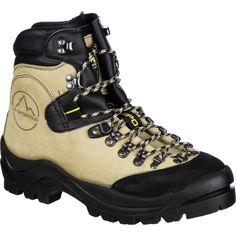 La Sportiva Makalu Mountaineering Boot - THIS IS MY FAVORITE mountaineering boot EVER!