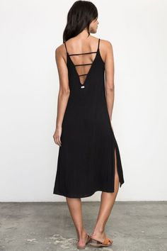 RVCA Bottleneck Dress - ThinkEmpire.com - Skate, Snow, Surf