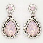 Zoe Teardrop Bridal Earrings SALE!!
