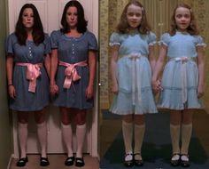 #DIY #Costume #Halloween #Twins #twinstagram #ShiningTwins #TheShiningTwins #TheShining