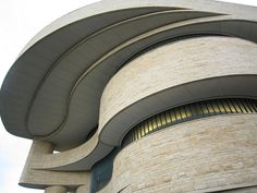 Museum of American Indians beautiful curvy architecture, via Flickr.