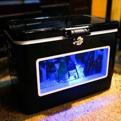 54 Qt. LED Party Cooler