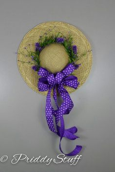 1 million+ Stunning Free Images to Use Anywhere Hat Crafts, Wreath Crafts, Diy Wreath, Diy And Crafts, Deco Mesh Wreaths, Fall Wreaths, Easter Wreaths, Tea Party Hats, Tea Hats