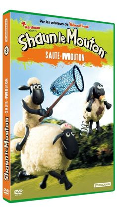shaun le mouton volume 3 saison 2 saute mouton dvd