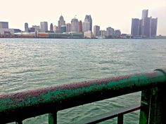 Detroit River, Windsor, ON // Sweet Spontaneity