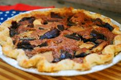 Nothing-in-the-House: Berger Cookie Pie aka Baltimore Bomb Pie