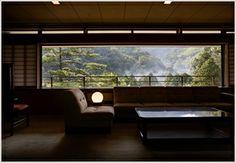 Japanese-style hotel ( Sansuirou ). Yugawara-Onsen. Kanagawa. Japan.