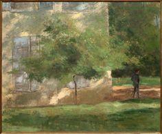 Henri Rouart Oil On Canvas, Canvas, Image, Painting, Art, Impressionist