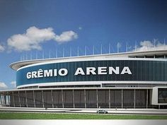 Arena do Gremio Soccer Stadium- Rio Grande do Sul State