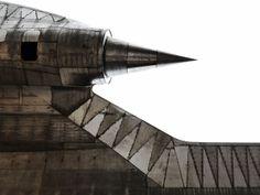 Amazing photos show the SR-71 Blackbird without its paint job - Curt Mason