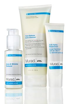 Treat Anti Aging and Acne   Anti Aging Acne Treatment from Murad