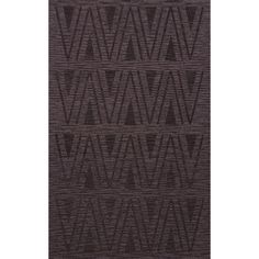 Dalyn Rug Co. Bella Purple Area Rug Rug Size: 6' x 9'