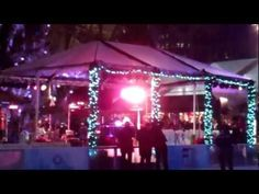 Bryant Park tree lighting 2012 Grace Potter- All You Need is Love