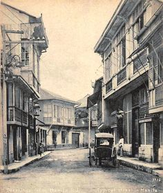 Photo credits to owner Philippine Architecture, Filipino Architecture, Philippines Culture, Manila Philippines, Old Pictures, Old Photos, Philippine Art, Philippine Houses, Filipino House